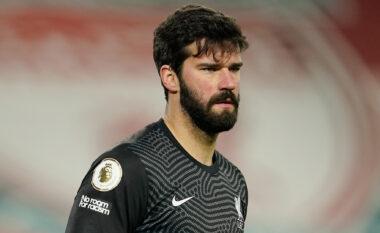 ZYRTARE/ Alisson rinovon kontratën me Liverpoolin