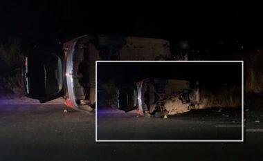 Dy aksidente në pak minuta në Durrës e Fushë-Krujë, 2 të lënduar në spital