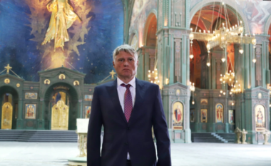 """Vdes """"papritur"""" në Beograd ambasadori i Serbisë në Rusi"""