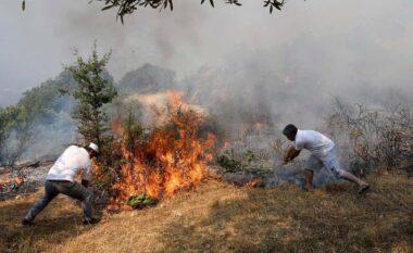 Plagoset një zjarrfikës në Gjirokastër, dërgohet me urgjencë në spital