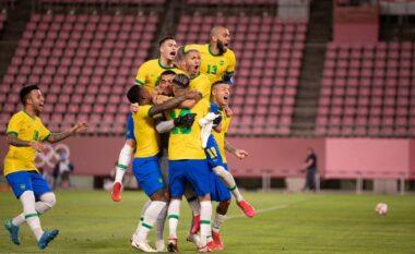 Tokyo 2020/ Brazili mposht me penallti Meksikën dhe kalon në finale