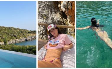 Dua Lipa promovon Shqipërinë në Instagram, por fansat i kërkojnë diçka tjetër