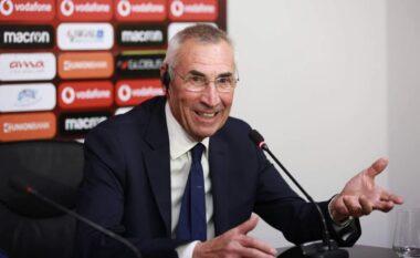 Edy Reja: Shqiptarët më duan, çfarë pres nga ndeshjet eliminatore të Kupës së Botës