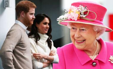 Mbretëresha Elisabeth merr masa ligjore kundrejt Meghan dhe Harry
