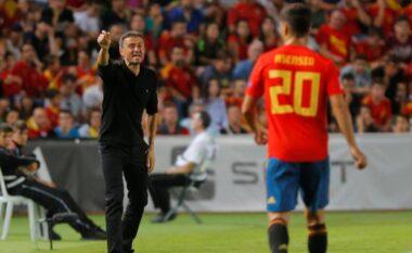 """Kualifikueset e Katar 2022, Enrique """"kthen"""" Real Madridin në ekipin kombëtar"""