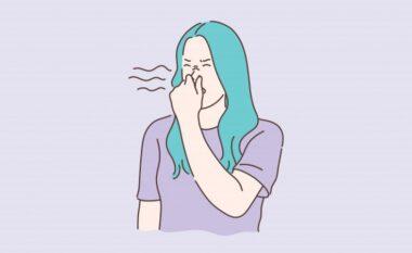 Çfarë po jua shkakton erën e pakëndshme të trupit, sidomos gjatë verës?