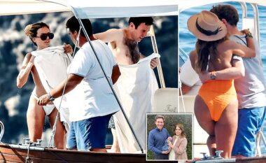 Edhe Princeshat tradhtohen? Bashkëshorti i Eugenias fotografohet në jaht me tre modele (FOTO LAJM)