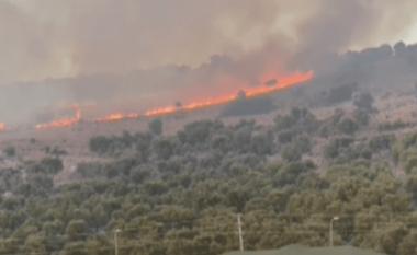 Situata serioze në Kukës! Flakët rrezikojnë 5 banesa, evakuuohen 30 banorë