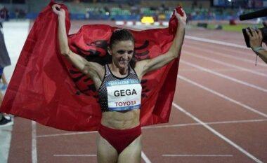 Të gjithë shqiptarët i kishin sytë nga Luiza Gega, ky është vendi që u pozicionua në finale atletja (FOTO LAJM)