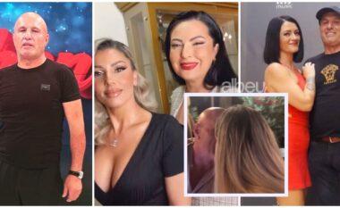 """Konkurrentët e """"Përputhen 40"""" habisin rrjetin, Çimi puth në buzë Gilbertën dhe Linditën (VIDEO)"""
