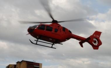 Çfarë ndodhi? Një person nga Saranda sillet me helikopter në Tiranë