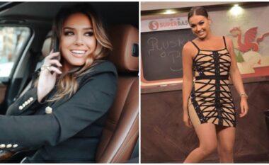 """Po që """"ngjajnë"""", Ilda Bejlerin e krahasojnë me Ronaldon dhe gazetarja u shkri së qeshuri (FOTO LAJM)"""
