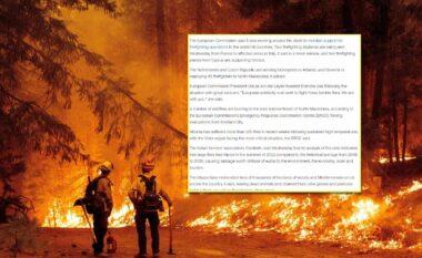 CNN flet për zjarret në Shqipëri: 120 vatra zjarri, ky është qarku më i rrezikuar (FOTO LAJM)