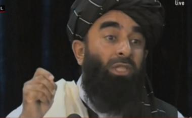 Flasin për herë të parë telebanët pas pushtimit të Afganistanit: Duam paqe!