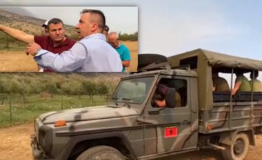 """Vlora nën flakë! Ushtria zbret në terren me """"Range"""", Çako: Krijoni kordon me kazma (VIDEO)"""