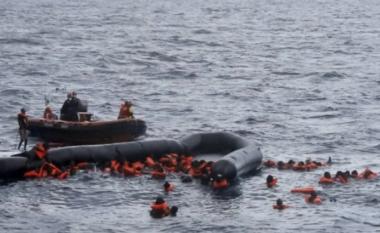 Mbytet anija me emigrantë në Libi, mes 18 viktimave dhe një fëmijë