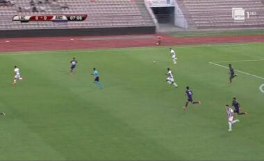 """Ka gol në """"Elbasan Arena"""", Laçi ndëshkohet nga Anderlecht (VIDEO)"""