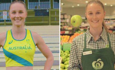 Punoi 3 vjet në market, atletja australiane ruan pagat për të garuar në Lojërat Olimpike (FOTO LAJM)