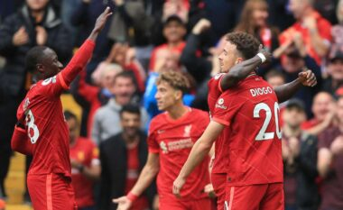 Spektakël dhe dominim, Liverpool mposht Burnley në shtëpi (VIDEO)