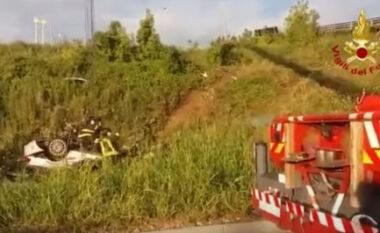 EMRI/ Makina përmbyset mes rrugës, aksidenti tragjik i merr jetën shqiptarit në Itali