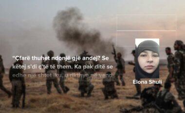 Prej 8 vitesh në Siri, thirrja dëshpëruese e Elona Shulit: Dua të kthehem në Shqipëri
