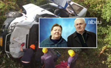 """""""Përqafimi i vdekjes"""", çifti i të moshuarëve që humbën jetën në Qafë Muzinë u gjetën në krahët e njëri-tjetrit"""