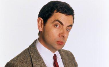 Me flokë të gjata dhe të thinjura, s'do ta njihni Mr. Bean me pamjen e re (FOTO LAJM)