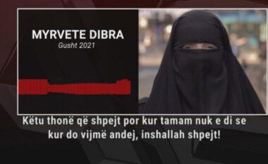 Flet nëna e Myrvete Dibrës: Njëra nga vajzat është e plagosur, ime bijë më thotë që kanë frikë dhe fshihen