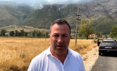 """""""Menduam se e fikëm zjarrin"""", Peleshi tregon çfarë ndodhi mbrëmë në Pashaliman: Kaluam natë të mundimshme"""