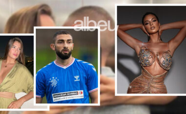 """Eros Grezda nis lidhjen e re, Oriola e bën """"të pendohet"""" me fotot topless (FOTO LAJM)"""