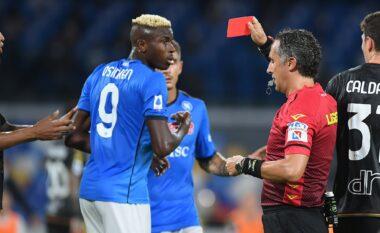 Sjellje anti-sportive në fushë, merret vendimi zyrtar për yllin e Napolit