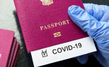 Nga nesër edhe për dalje nga shteti duhet test PCR negativ ose certifikatë vaksinimi