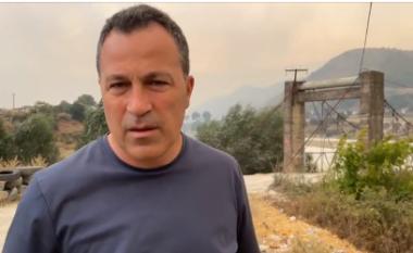 Dy vatrat më të rrezikshme të zjarrit, Peleshi: Kemi dyshime të forta, vatrat po rindizen qëllimisht!