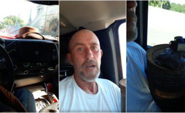 """""""Kam bombë në kamion!"""", ky është amerikani që vuri në alarm Capitol Hill"""