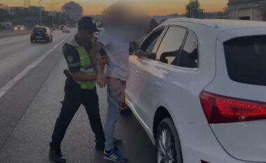 Shoferët e pabindur, policia falenderon qytetarët: Me telefonatat dhe denoncimet e bëra janë shpëtuar jetë (VIDEO)