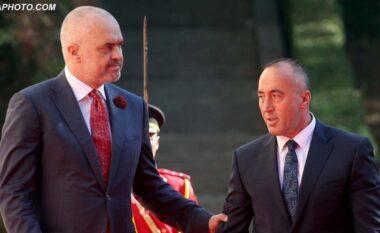 Haradinaj: Jam detyruar ta ruaj ndarjen e Kosovës nga vëllai im, Edi Rama