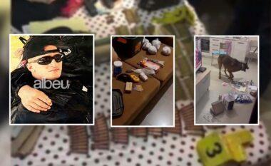 SHÇBA publikon pamjet e arrestimit të efektivit të RENEA-s që drejtonte rrjetin e kokainës (VIDEO)