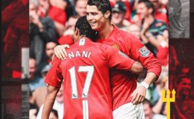 """Nga Forlan te Varane, të gjithë të """"çmendur"""" pas CR7, ja yjet që e uruan pas kalimit te Man United (FOTO LAJM)"""