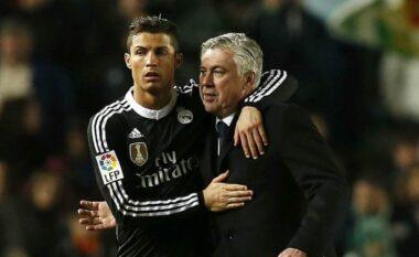 El Chiringuito del blof? Ancelotti: Kurrë s'e kam kërkuar Ronaldon këtë verë!