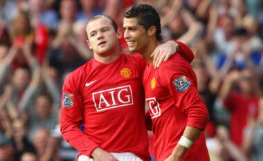 E ardhmja e Ronaldos? Rooney: Nuk e shoh te Man City, por futbollit nuk i dihet
