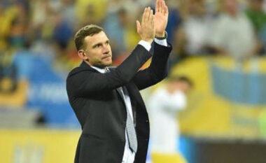 Larguan Sevchenkon, De Bieasi një nga pëlqimet e Ukrainës