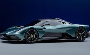 Kërkon të thyejë rekord, prezantohet supermakina e dytë e Aston Martin