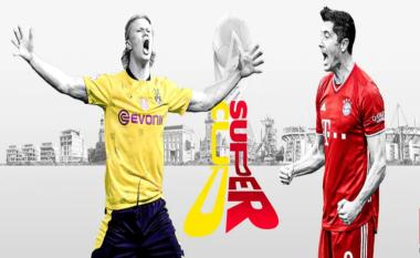 Superkupa e Gjermanisë, Dortmund-Bayern, formacionet e mundshme