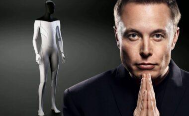"""Njihuni me """"Tesla Bot"""", robotin e së ardhmes"""