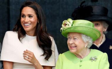 Mbretëresha lë pas krahëve mërinë, uron publikisht Meghan Markle për ditëlindje