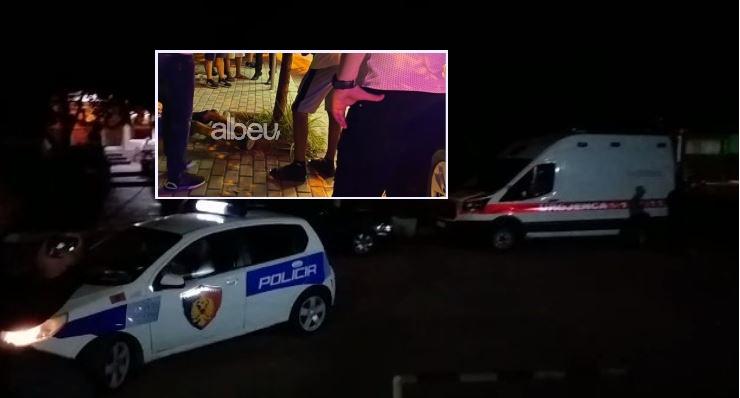Plagosje me thikë në Tiranë