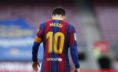 """Nuk vonon Barcelona, fshin Messin nga skuadra në """"website"""""""