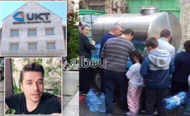 QESHARAKE/ UKT, miliona Alban Skënderajt për të kursyer ujin që nuk e kemi