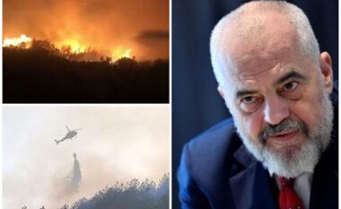 Rama tregon vatrat e zjarrit që përbëjnë rrezik për njerëzit (VIDEO)