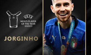 Pritej, Jorginho fiton çmimin e lojtarit më të mirë të vitit